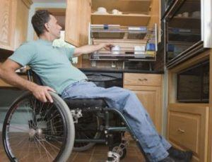 home adaptations for disabled