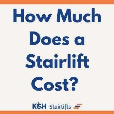 KCH Stairlifts - Cost of a Stairlift